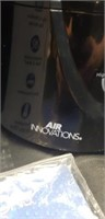 Air innovations clean mist ultrasonic humidifier