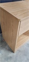 Beautiful faux wood nightstands