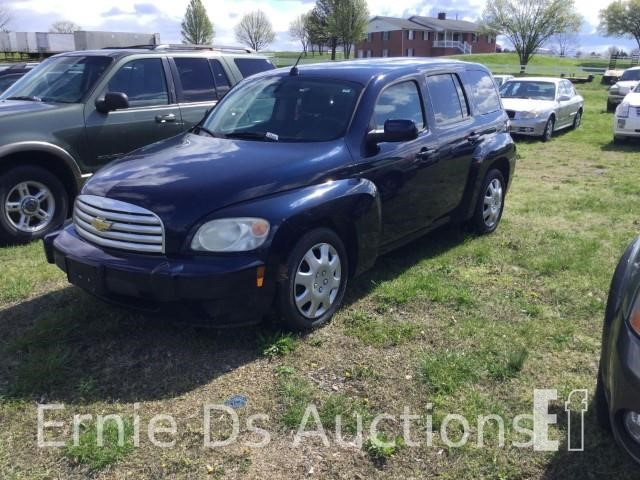 Equipmentfacts Com 2010 Chevrolet Hhr Lt Online Auctions