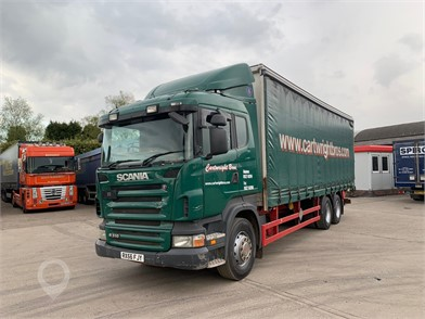 2006 SCANIA R310 at TruckLocator.ie