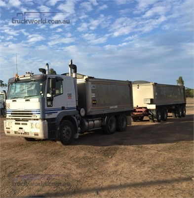2002 Iveco Eurotech MP4500 - Trucks for Sale