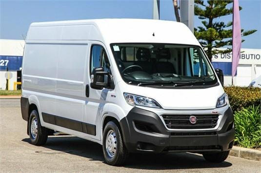 2018 Fiat Ducato - Trucks for Sale