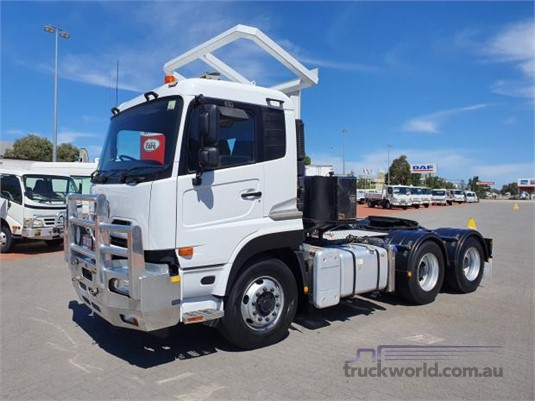 2012 UD MK240 - Trucks for Sale