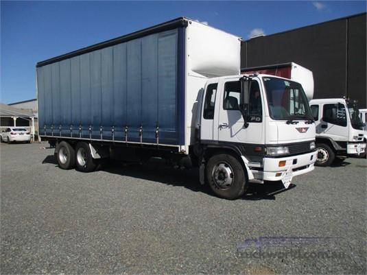 1996 Hino GH Rocklea Truck Sales - Trucks for Sale