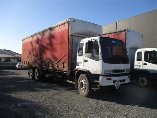 2001 Isuzu FVD Rocklea Truck Sales - Trucks for Sale