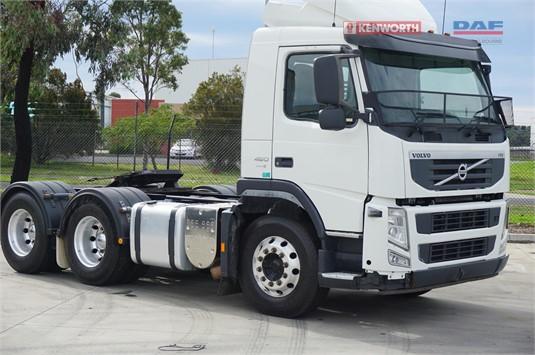2012 Volvo FM12 Kenworth DAF Melbourne - Trucks for Sale