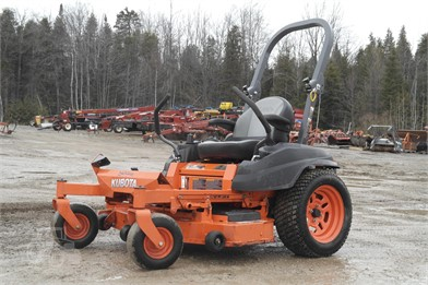 Kubota Zero Turn Lawn Mowers For Sale In Ontario Canada 14 Listings Tractorhouse Com Page 1 Of 1