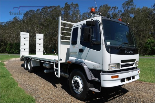 2007 Isuzu FVY 1400 Auto - Trucks for Sale