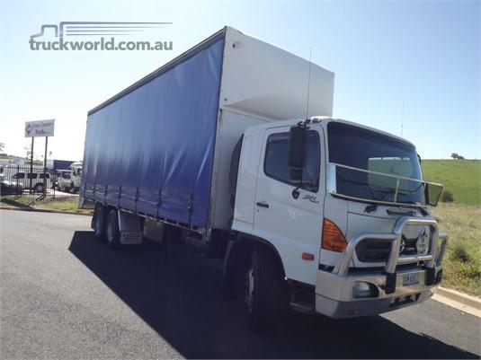 2007 Hino FL - Trucks for Sale