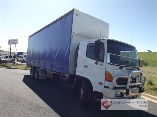 2007 Hino FL Cross Country Trucks Pty Ltd - Trucks for Sale
