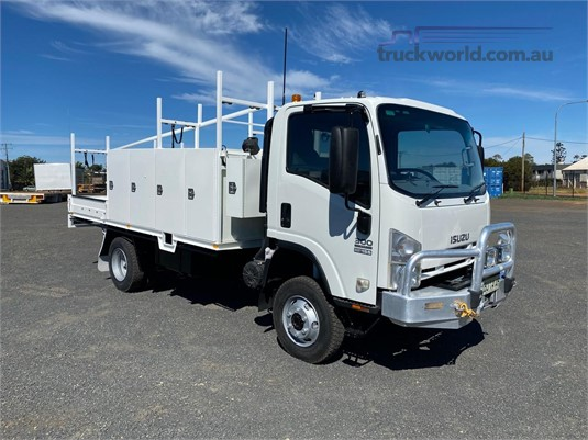 2010 Isuzu NPS Carroll Truck Sales Queensland - Trucks for Sale