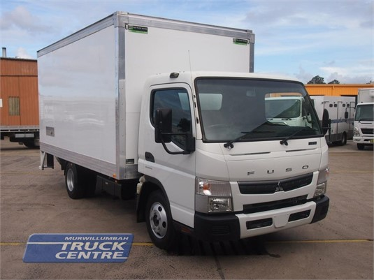 2017 Mitsubishi Fuso CANTER 515 Murwillumbah Truck Centre - Trucks for Sale