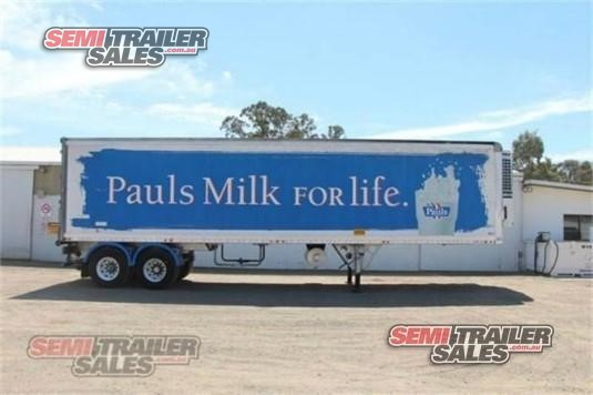 2001 Peki Refrigerated Trailer Semi Trailer Sales - Trailers for Sale