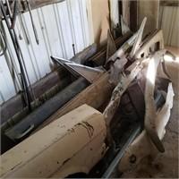 mustang doors, quarter panels, bumpers