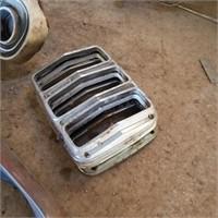 '66 Mustang Headlight & Taillight Bezels, Gauges