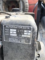 Generac Model 4002 Generator