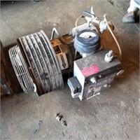 Sullair Model 6E Rotary Air Compressor Pump
