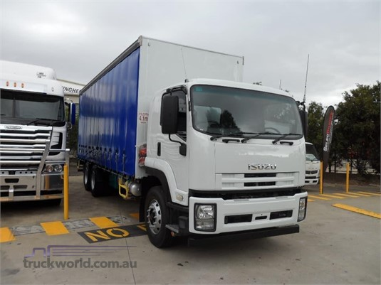 2011 Isuzu FVM - Trucks for Sale