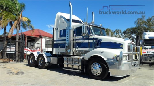 2007 Kenworth T404 - Trucks for Sale