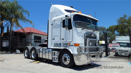 2009 Kenworth K108 - Trucks for Sale