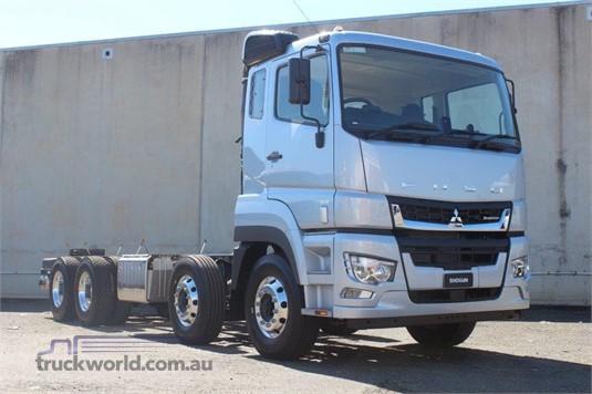 2019 Mitsubishi Fuso SHOGUN FS72 - Trucks for Sale