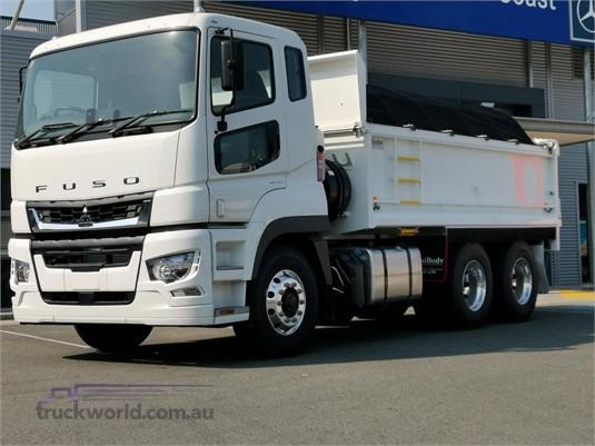 2019 Mitsubishi Fuso SHOGUN FV74 - Trucks for Sale