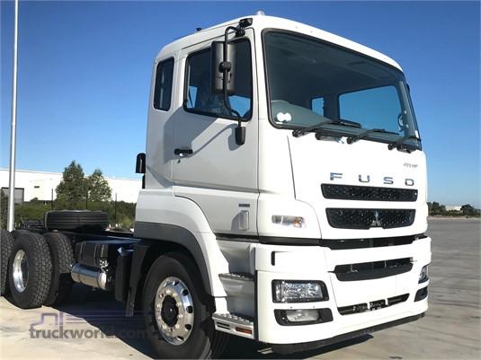 2018 Mitsubishi Fuso FV54 - Trucks for Sale