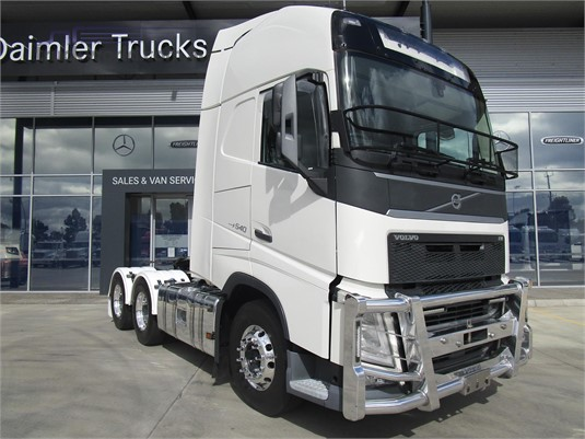 2015 Volvo FH540 - Trucks for Sale