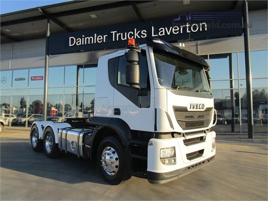 2014 Iveco STRALIS 450 - Trucks for Sale
