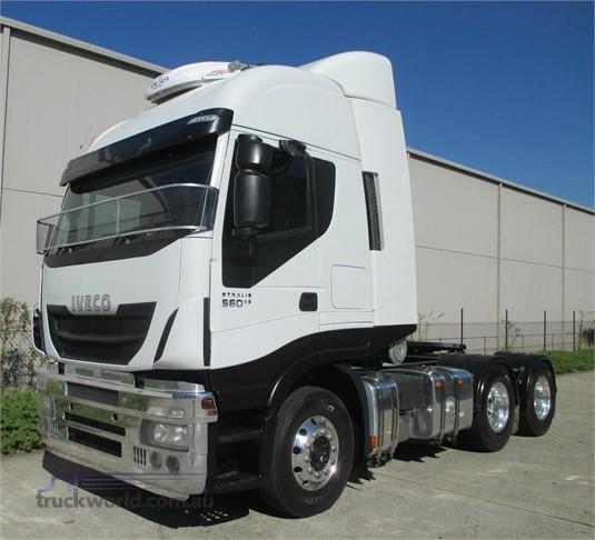 2014 Iveco Stralis 560 - Trucks for Sale