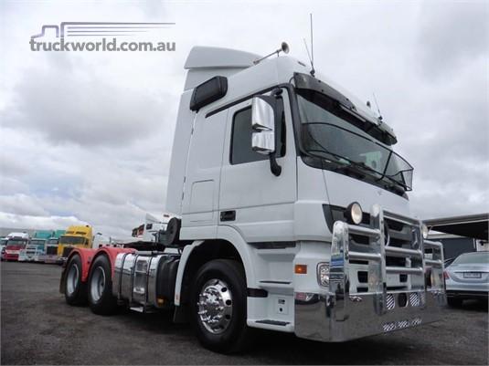 2013 Mercedes Benz Actros 2660 - Trucks for Sale
