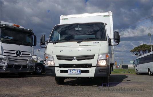 2017 Mitsubishi Fuso CANTER 515 - Trucks for Sale