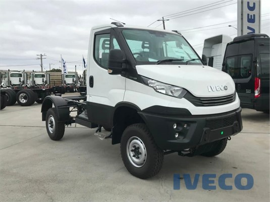 2020 Iveco Daily 55S18 Iveco Trucks Sales - Trucks for Sale