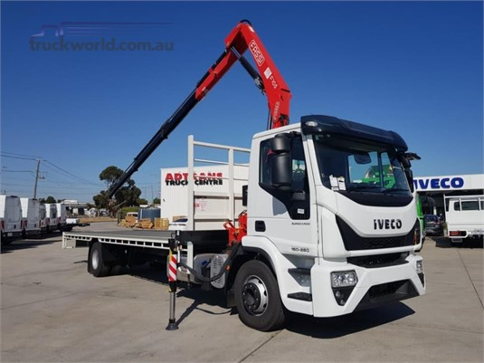 2020 Iveco Eurocargo 160E28 - Trucks for Sale