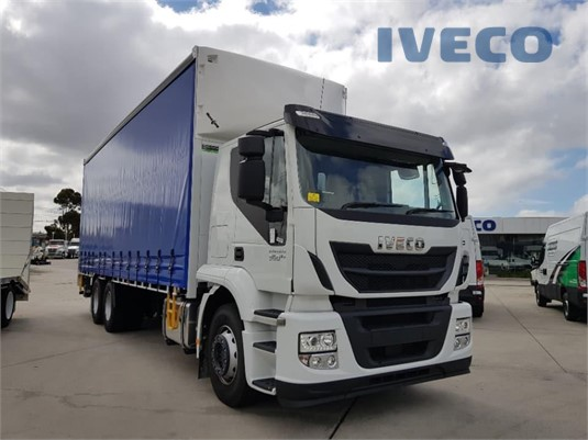 2020 Iveco Stralis 360 Iveco Trucks Sales - Trucks for Sale