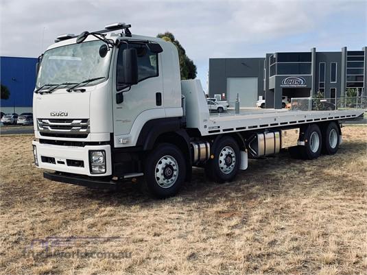 2020 Isuzu FYJ - Trucks for Sale