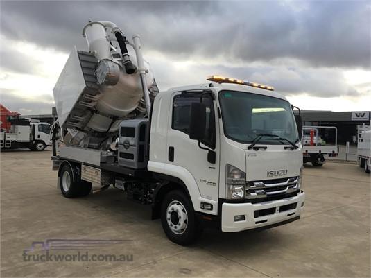 2018 Isuzu FSR Westar - Trucks for Sale