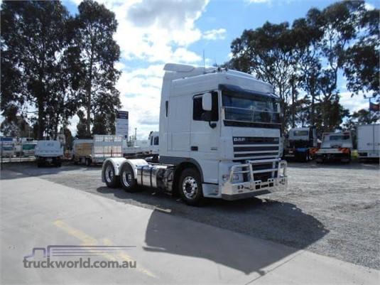 2014 DAF XF105.510 - Trucks for Sale