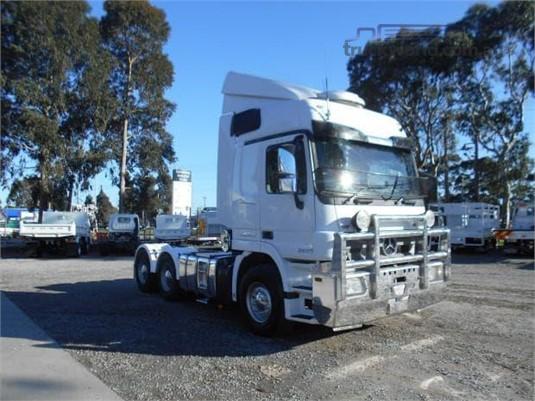 2013 Mercedes Benz Actros 2655 - Trucks for Sale
