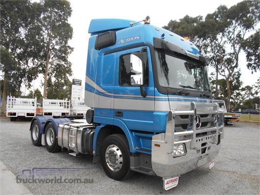 2012 Mercedes Benz Actros 2660 - Trucks for Sale