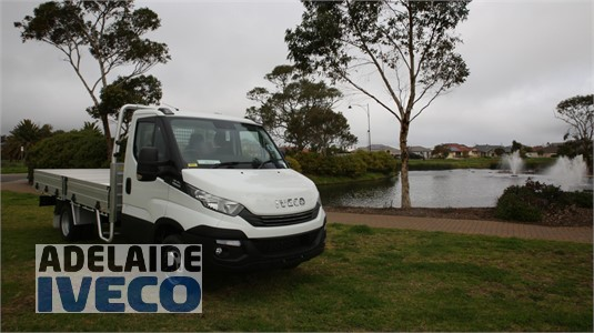 2020 Iveco Daily 45C17 Adelaide Iveco - Light Commercial for Sale