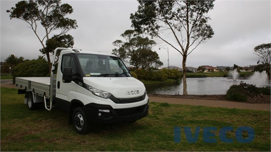 2020 Iveco Daily 45C17 Iveco Trucks Sales - Light Commercial for Sale