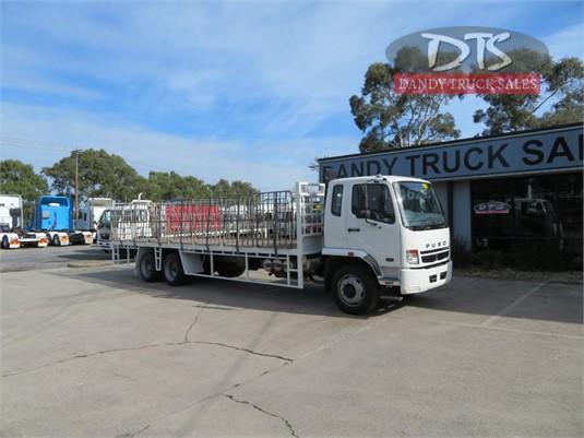 2010 Fuso Fighter FN600 Dandy Truck Sales  - Trucks for Sale
