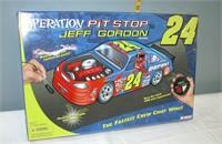 Nascar #24 Jeff Gordon Pit Stop Operation Game New
