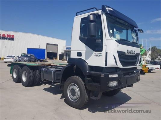 2021 Iveco TRAKKER 450 - Trucks for Sale