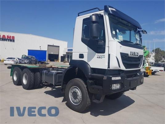 2021 Iveco TRAKKER 450 Iveco Trucks Sales - Trucks for Sale