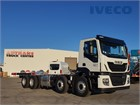 2019 Iveco STRALIS 450 Cab Chassis