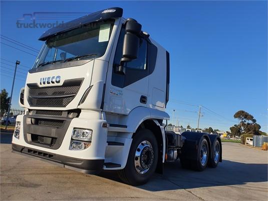 2019 Iveco Stralis 460 - Trucks for Sale
