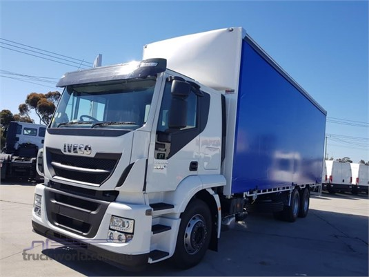 2020 Iveco Stralis 360 - Trucks for Sale