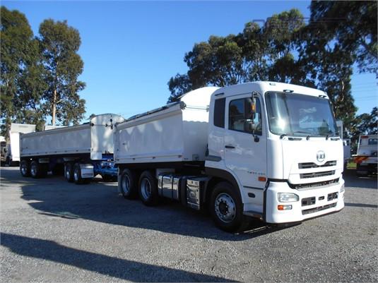 2013 UD GW26.420 - Trucks for Sale